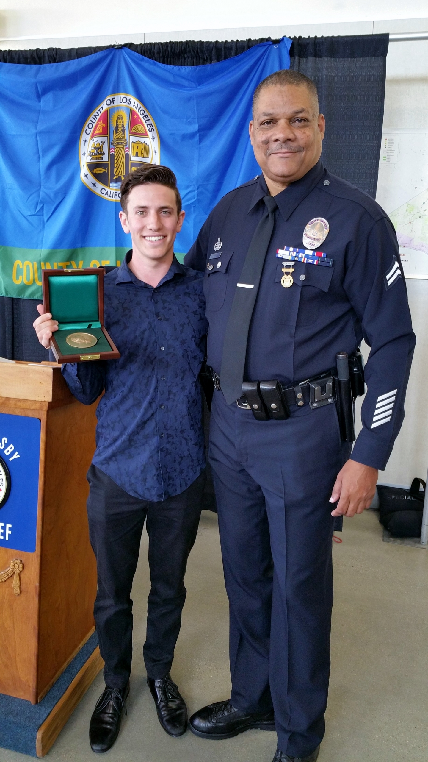 Carnegie Medal presentation to Justin Lee Greenwald